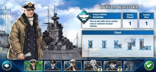 battleship game screen