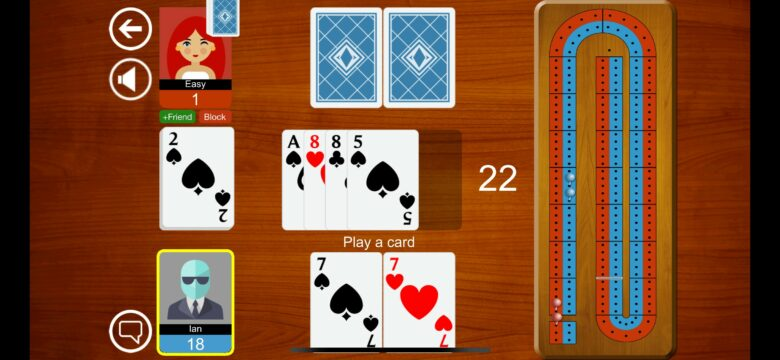 Cribbage JD for iOS
