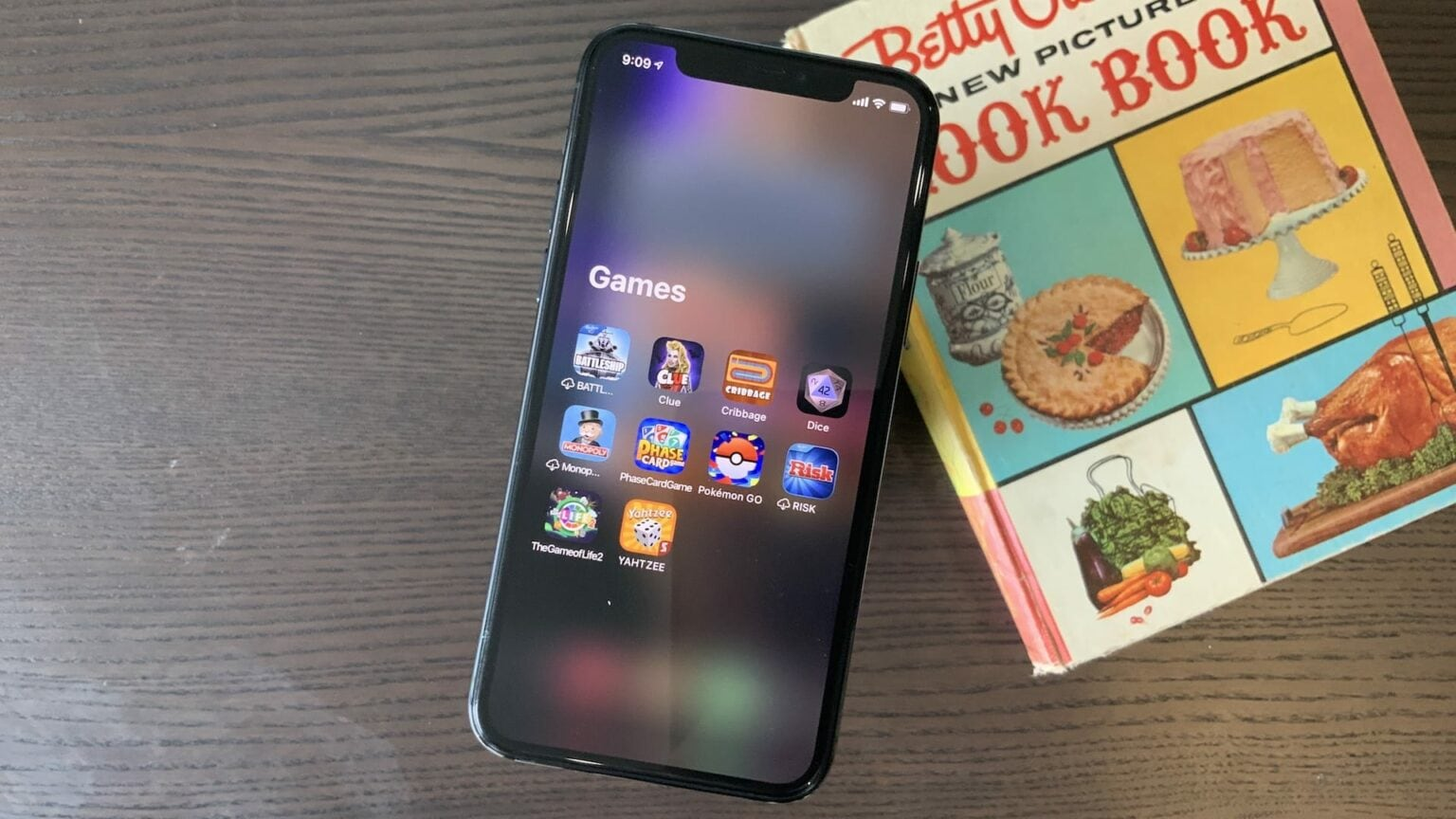 iOS Games on iPhone 11 Pro