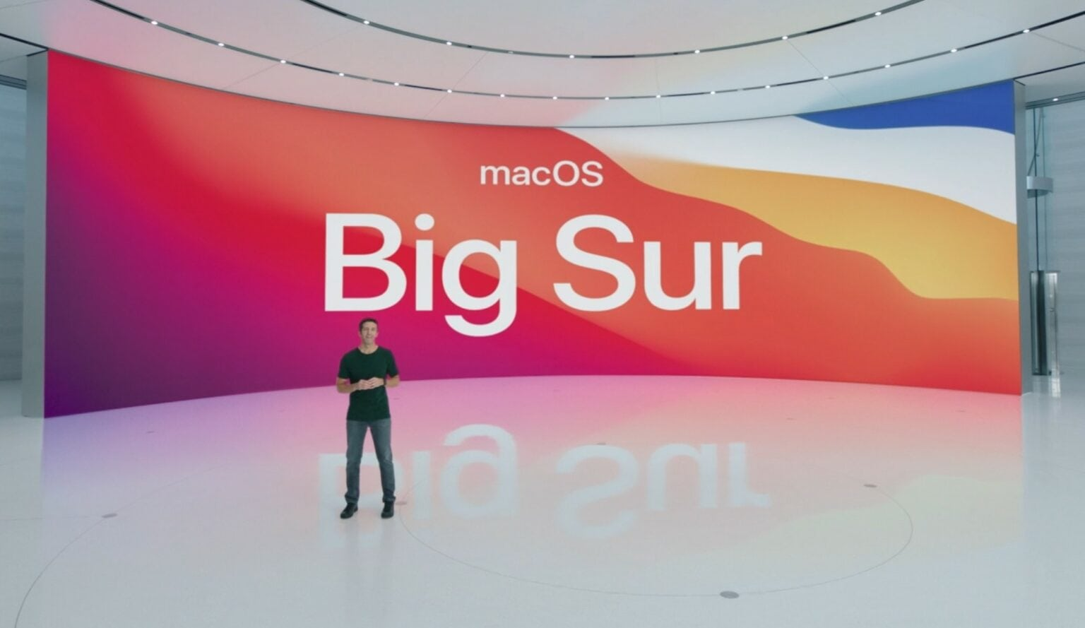 With macOS Big Sur, Apple takes things to the next level.