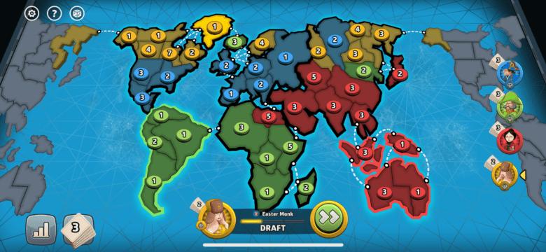 risk game board