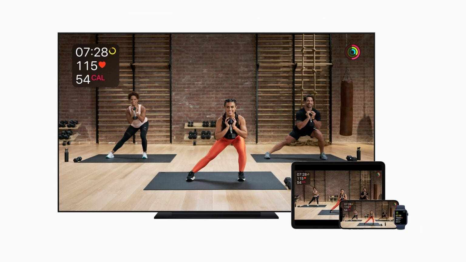 Apple Fitness+ will whip you into shape starting December 14.