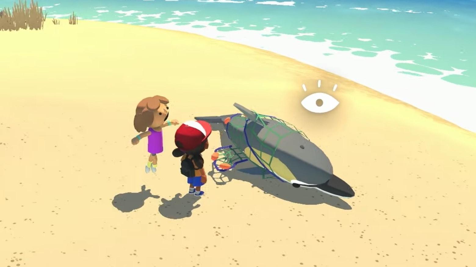 Help a little girl save animals in Alba: A Wildlife Adventure on Apple Arcade