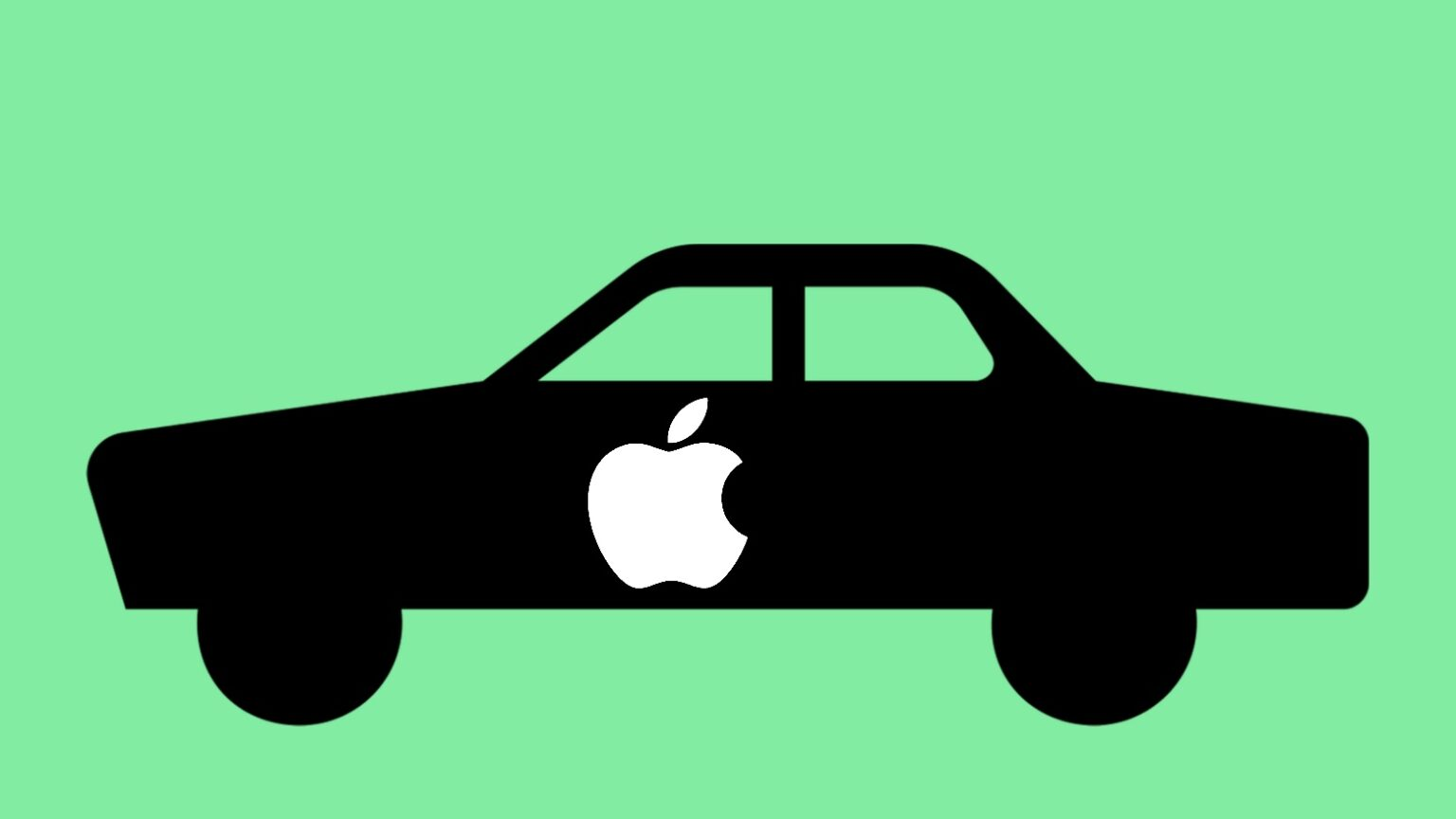 The Apple Car won't look anything like this.