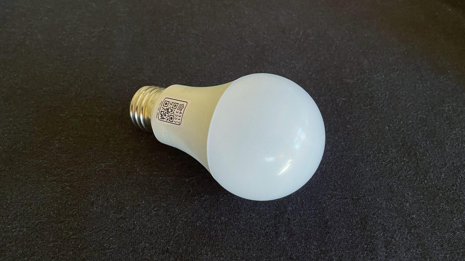 Meross Smart WiFi LED Bulb review