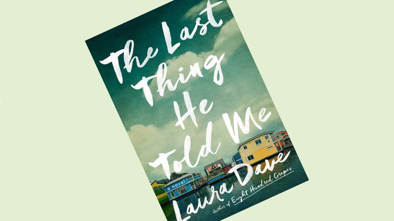 'The Last Thing He Told Me' is making the jump from book to Apple TV+.