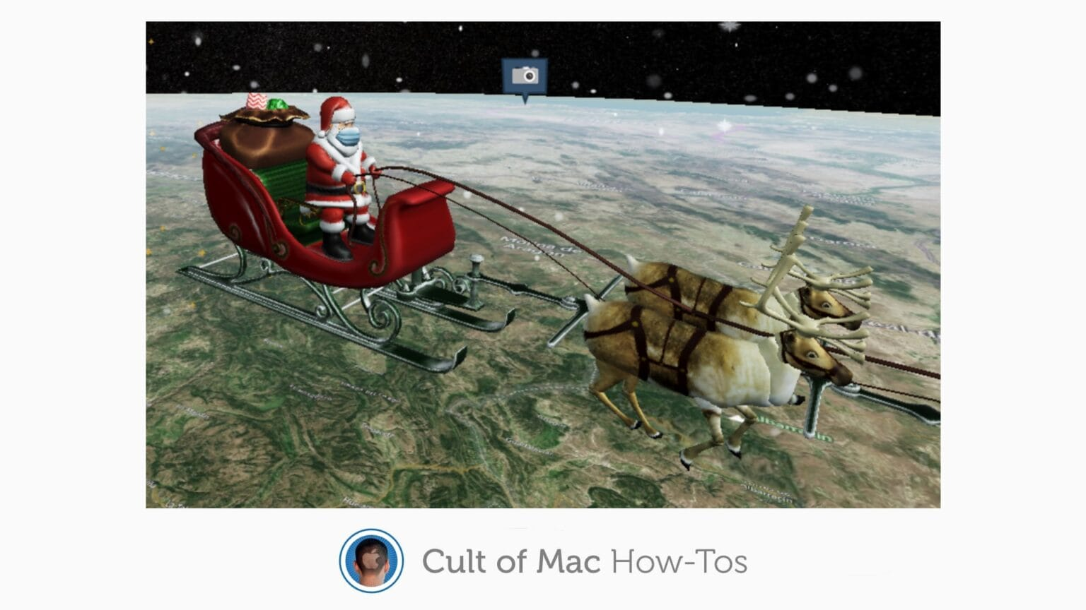 How to track Santa from your iPhone or iPad