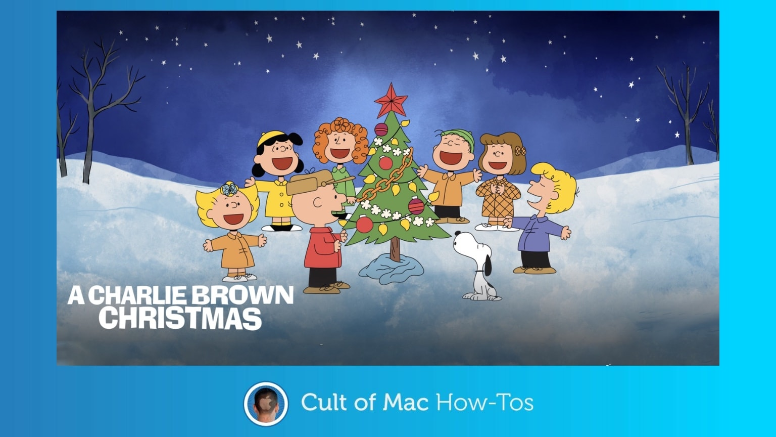 How to watch 'A Charlie Brown Christmas' for free