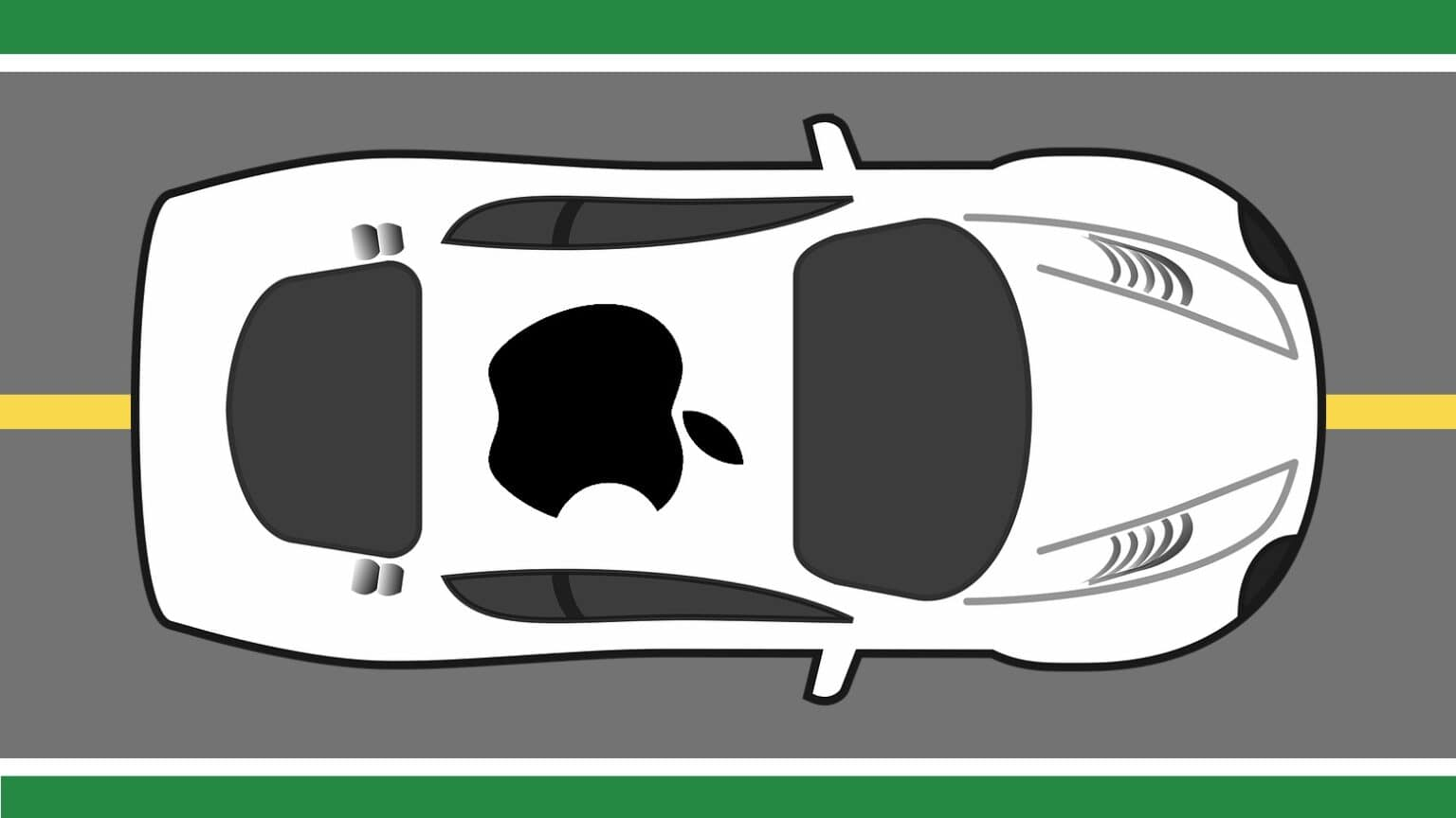 The Apple Car won't look anything like this. At all.