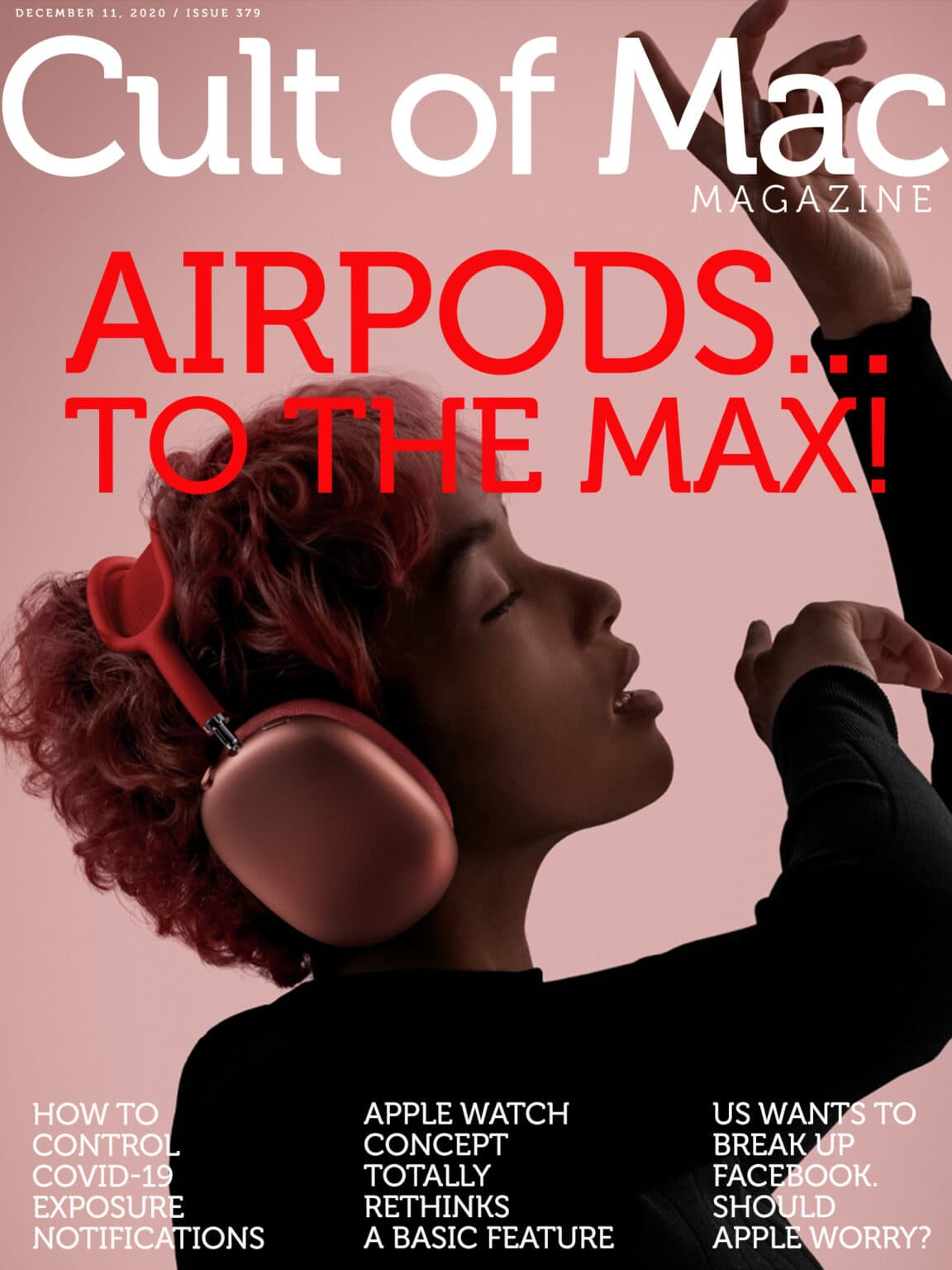 AirPods Max: Apple takes AirPods to the Max!