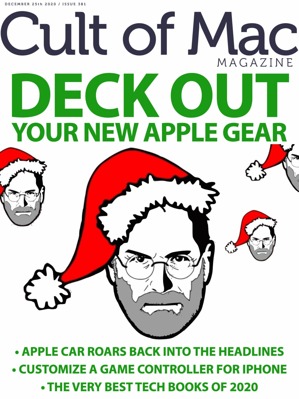Deck out your new Apple gear.