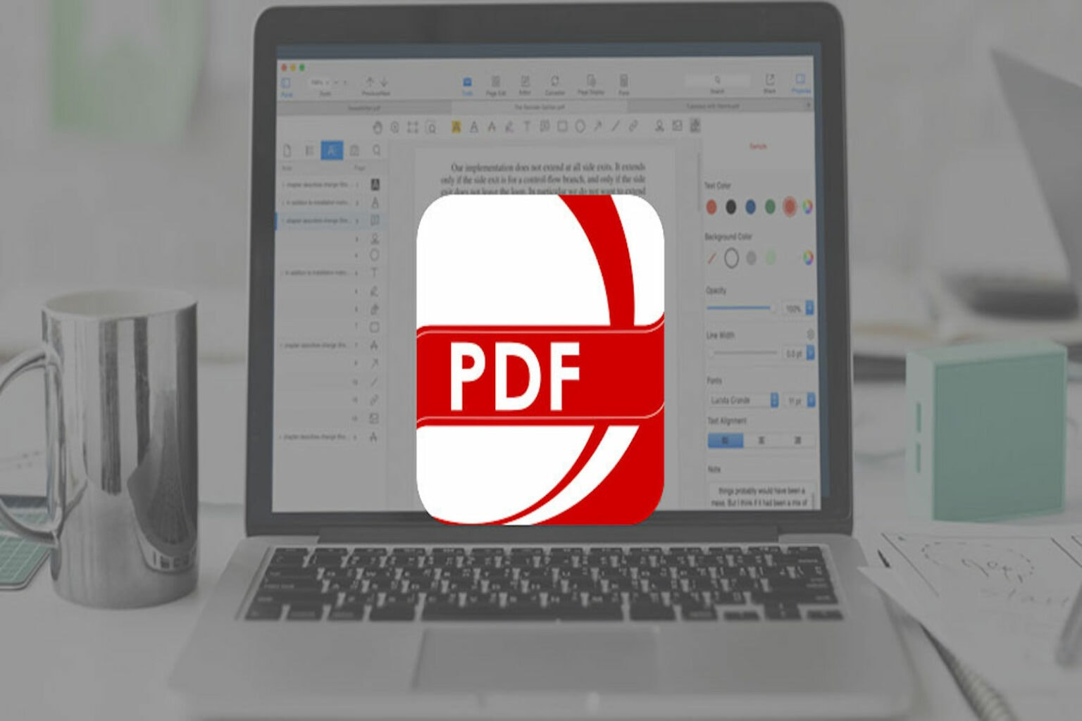 Edit PDFs easily with this smart software