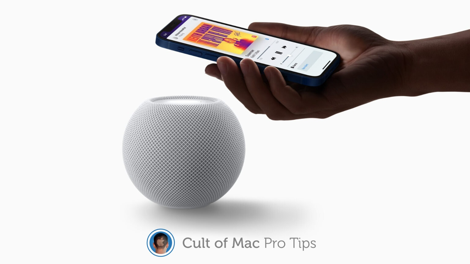 How to use Handoff with HomePod
