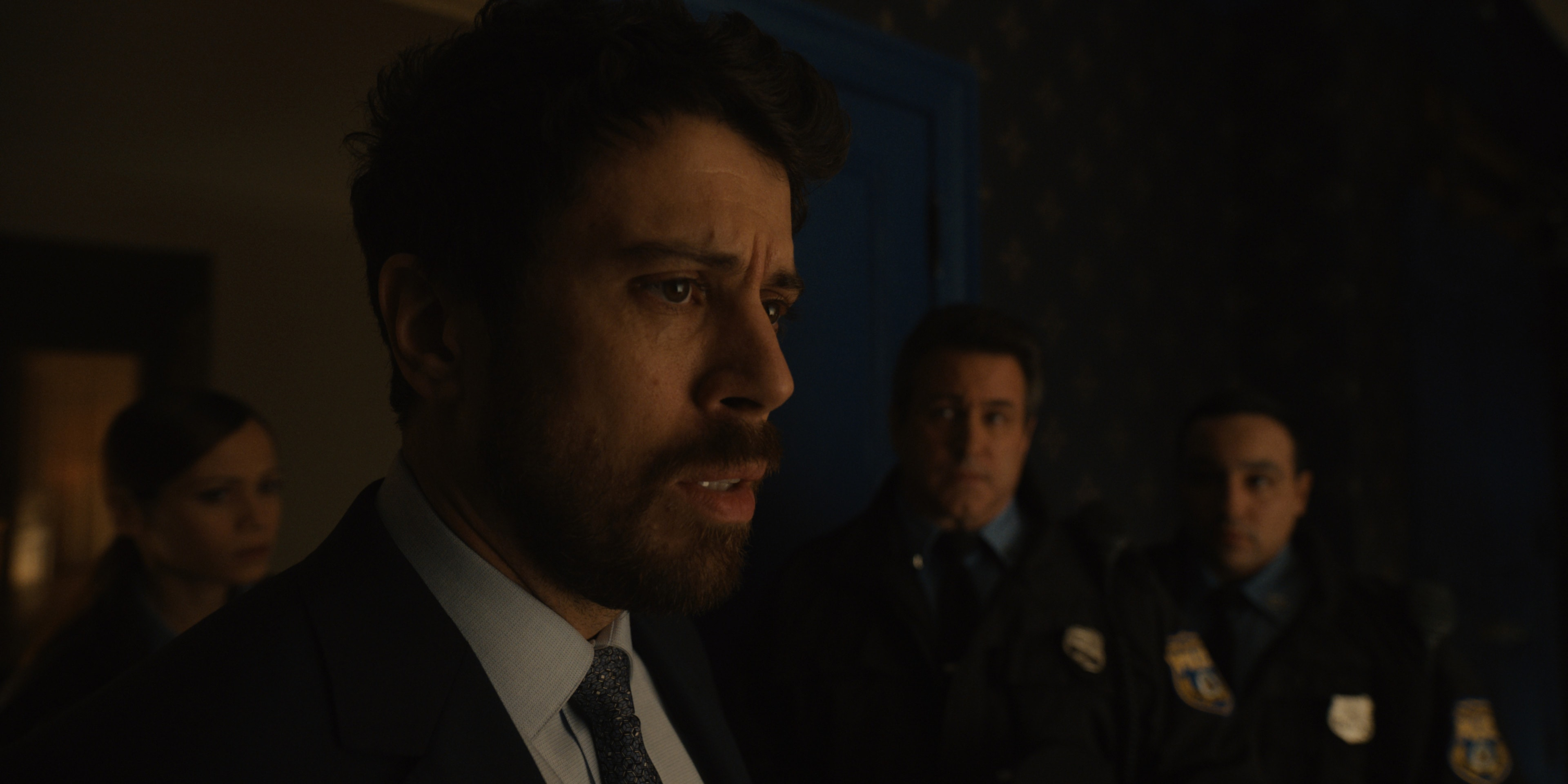 Servant review: Toby Kebbell would anchor the Apple TV+ show but the current is too strong.