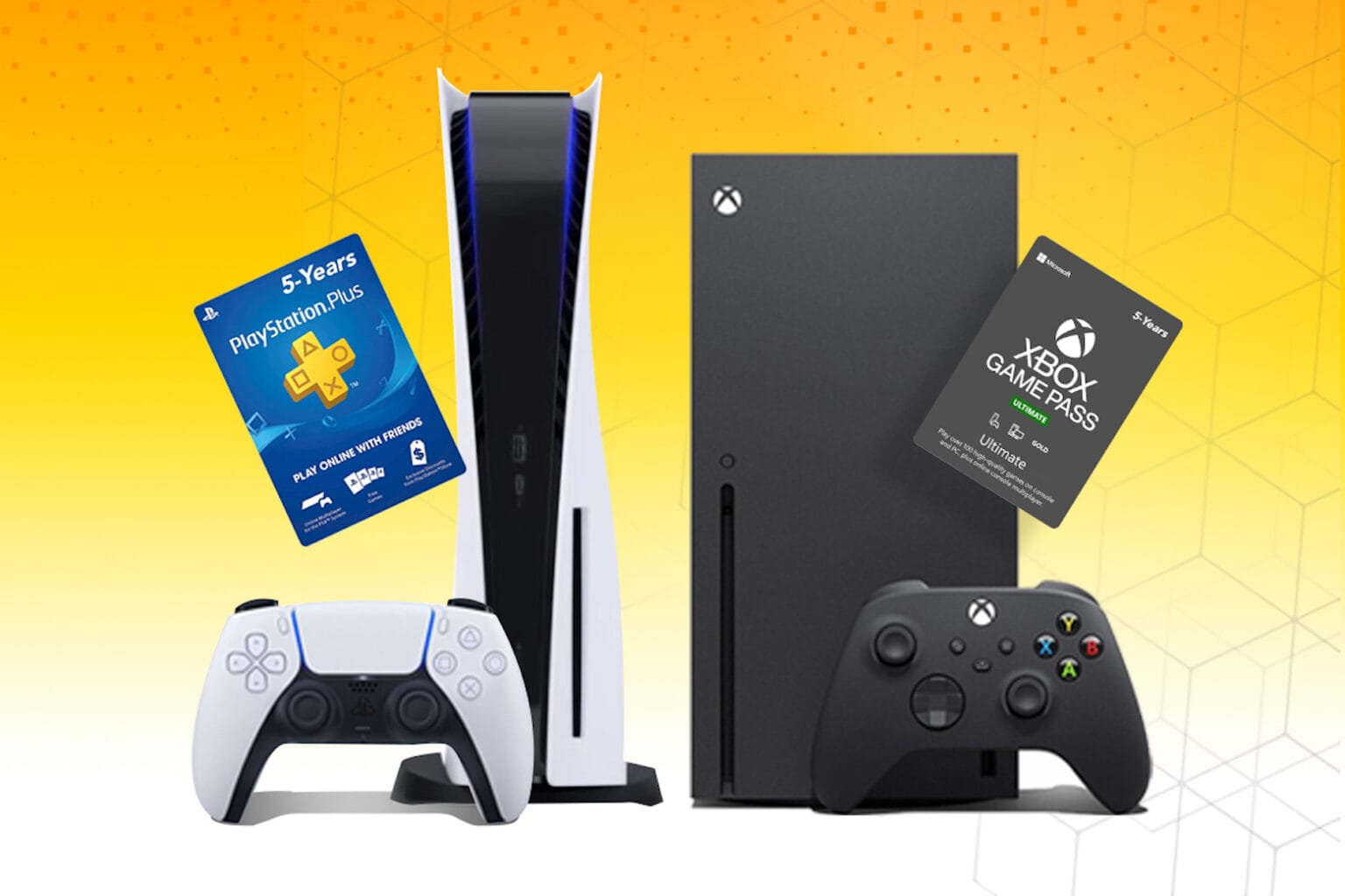 In the Ultimate Gaming Giveaway, you could win a PlayStation 5, an Xbox X Series and much more.