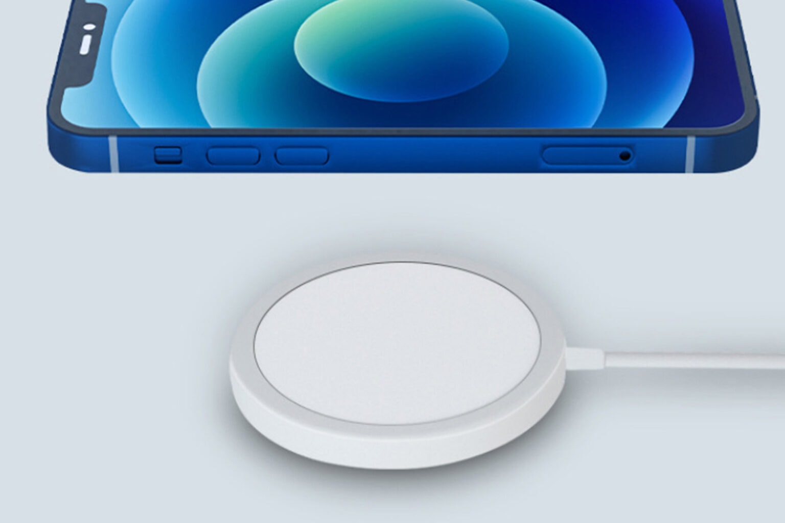This magnetic wireless charger for iPhone12 is the perfect stocking stuffer