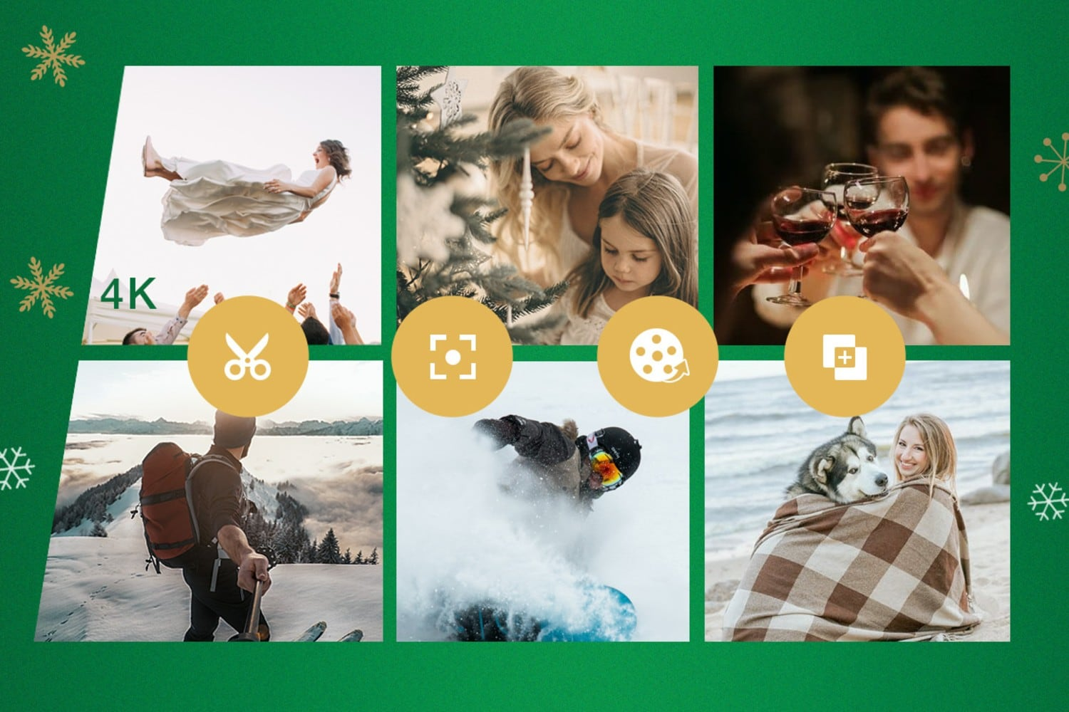 With Digiarty's VideoProc, your video editing tasks are covered.