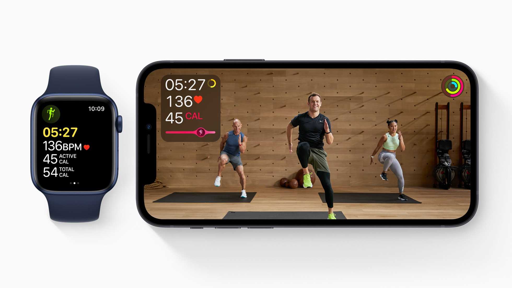 Apple Fitness+ review: Apple Watch integration gives the new subscription service a crucial advantage. But is your iPhone really big enough for workouts?