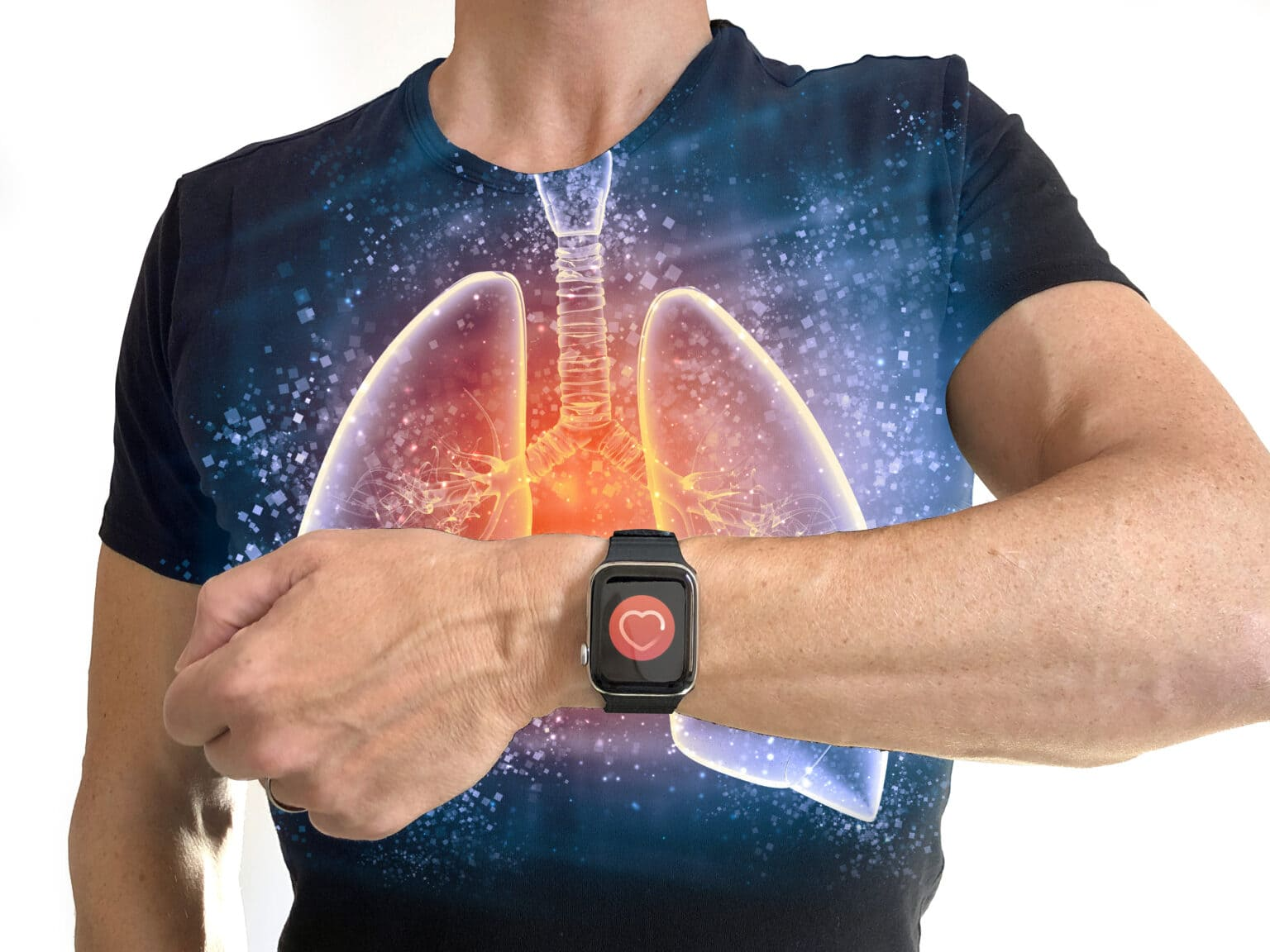 Low Cardio Fitness Notifications are about your lungs as well as your heart