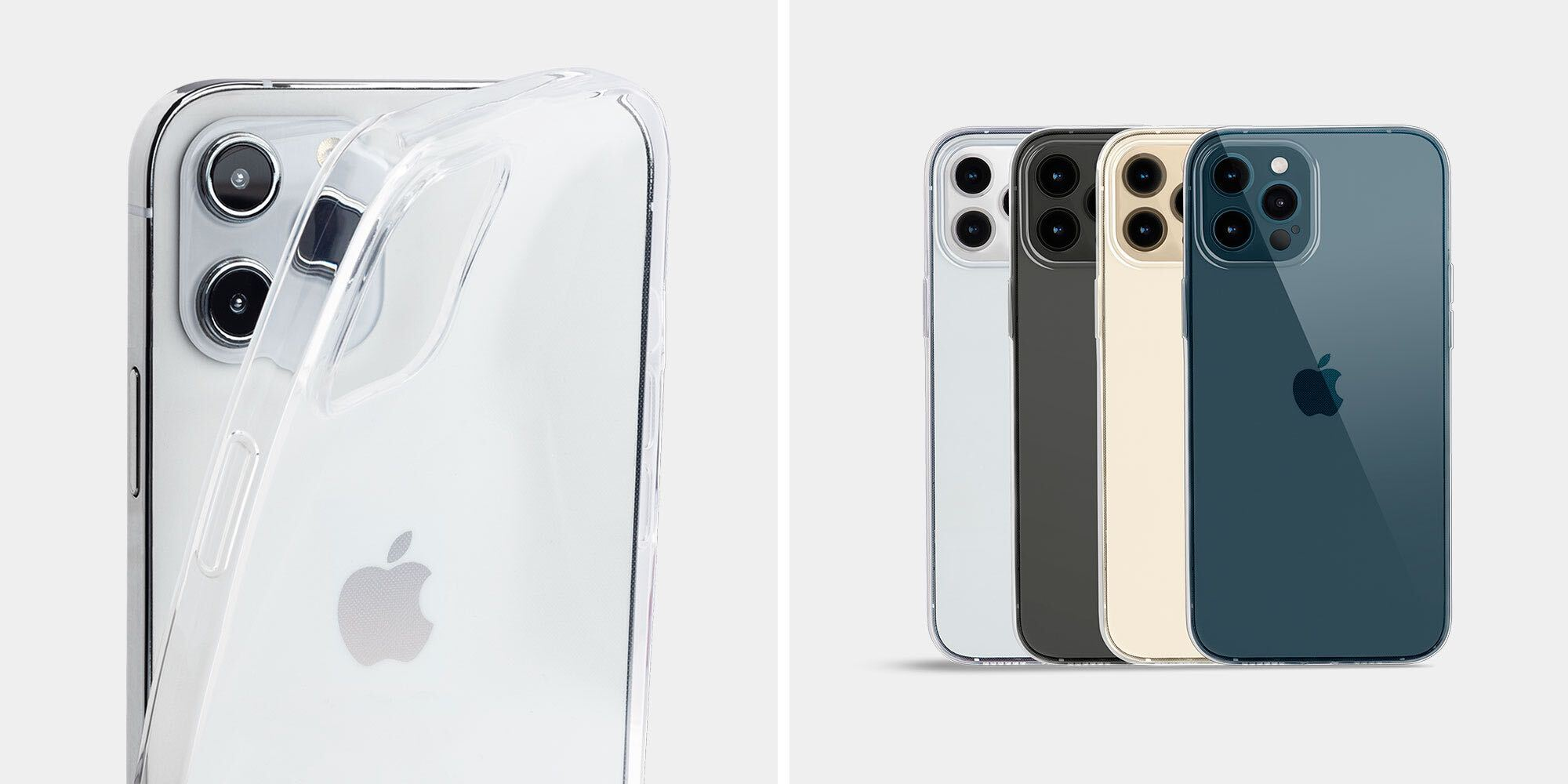 Clear cases are perfect if you actually want to see your iPhone.