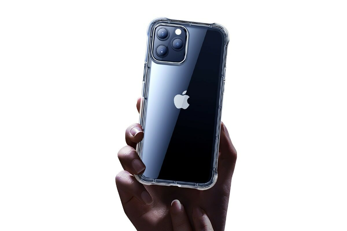 Get crystal-clear protection for your iPhone 12.