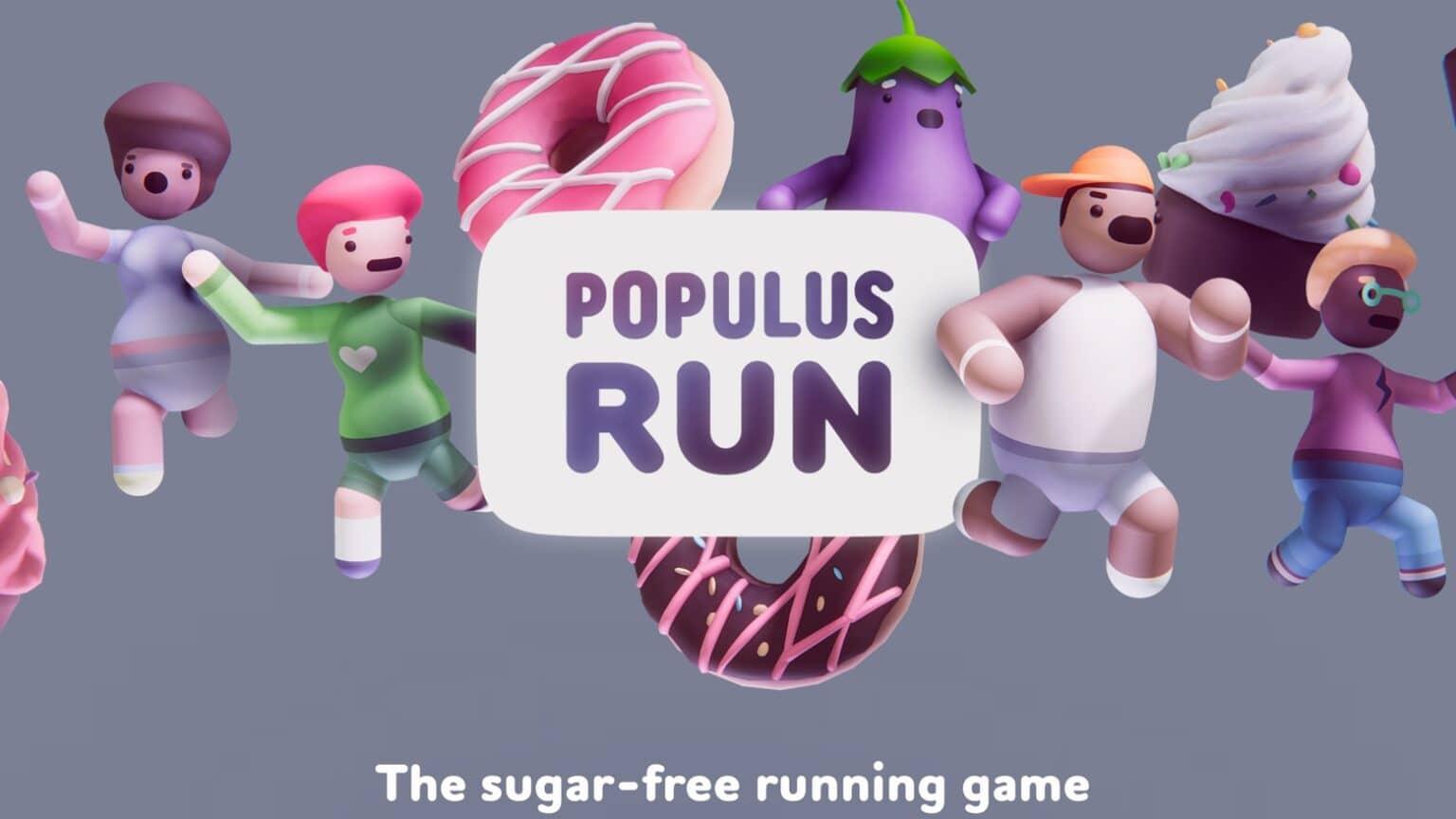 'Populus Run' zoomed onto Apple Arcade on Friday.