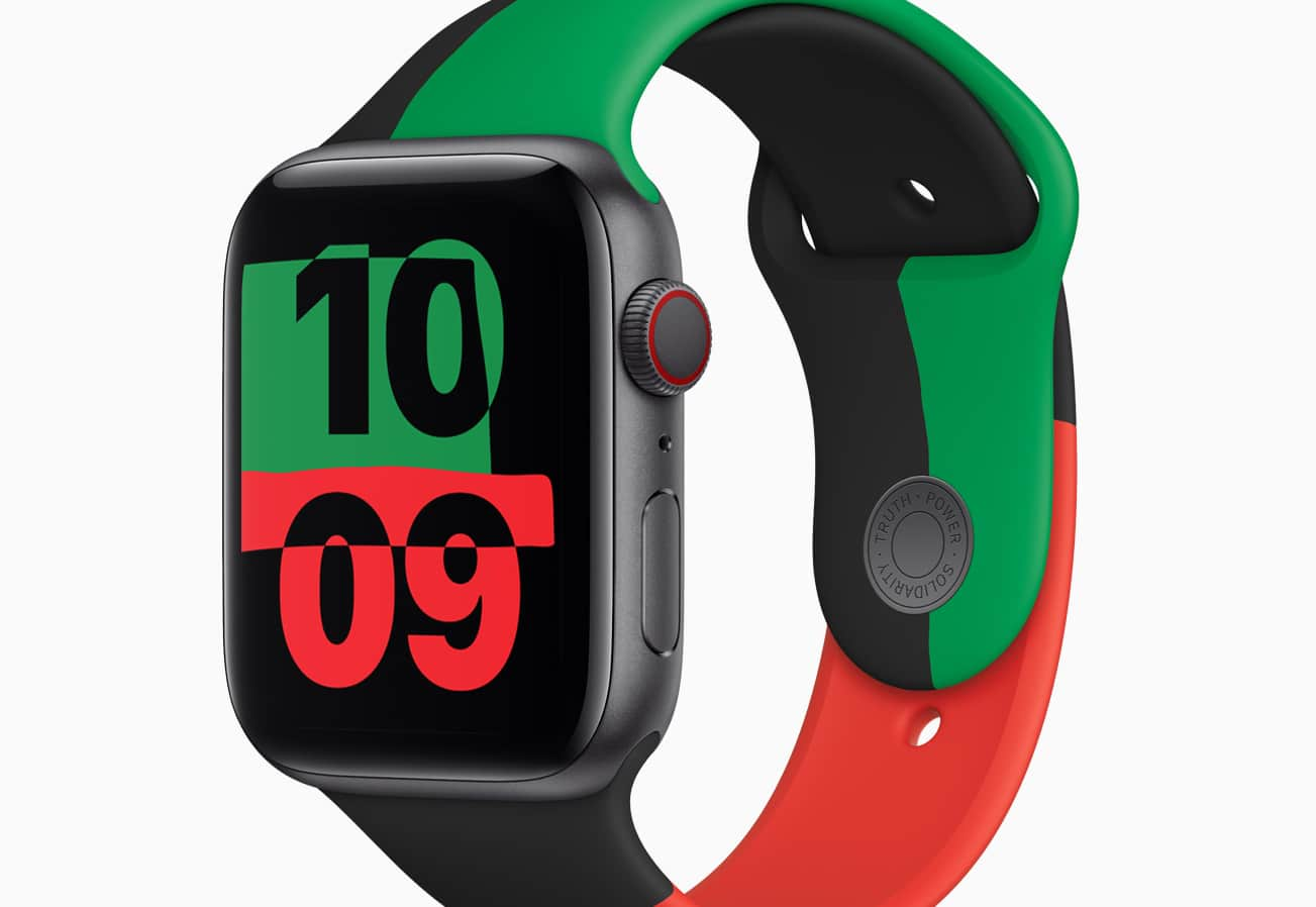 Apple Watch Black History Month