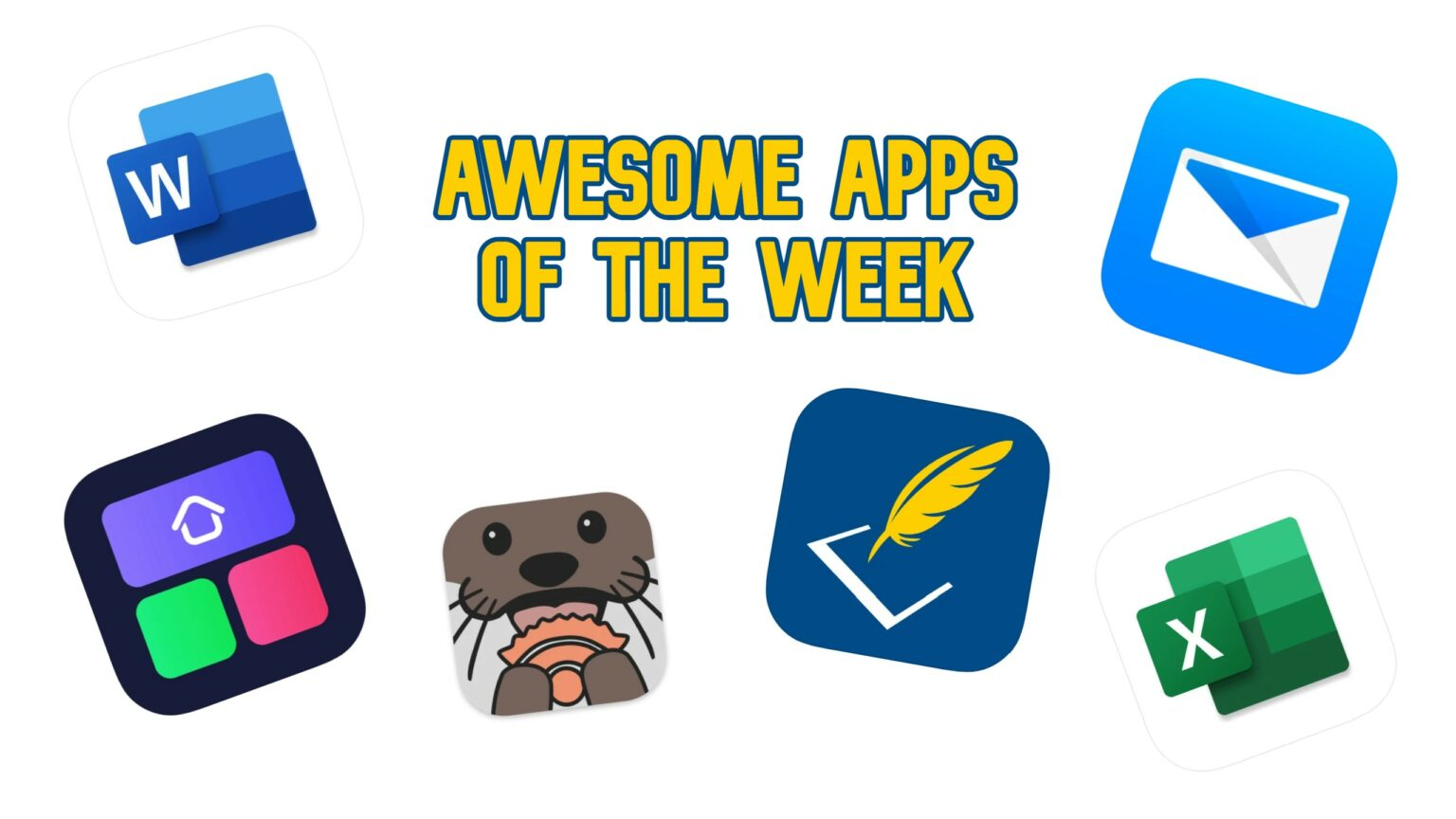 Awesome Apps of the Week EZ Estate and more