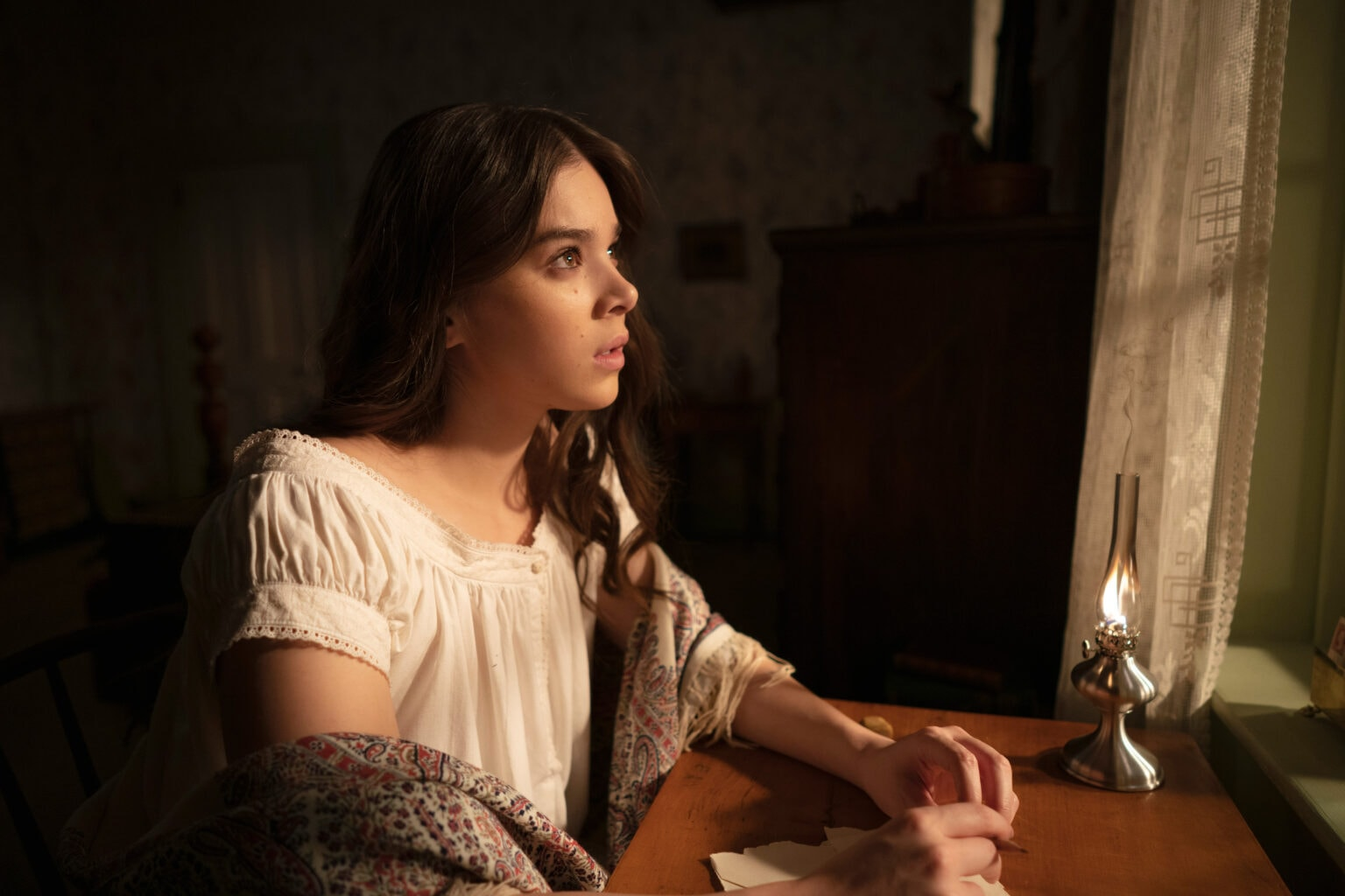 Hailee Steinfeld is back for more Dickinson