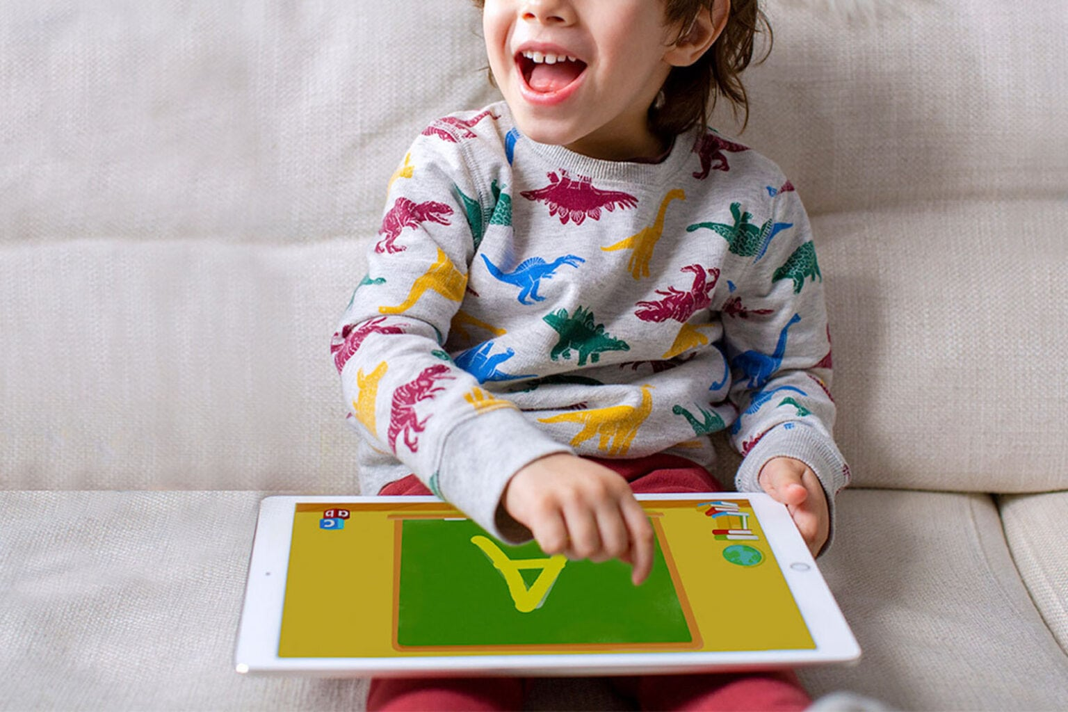 Homer is the perfect learn-from-home solution for your kids