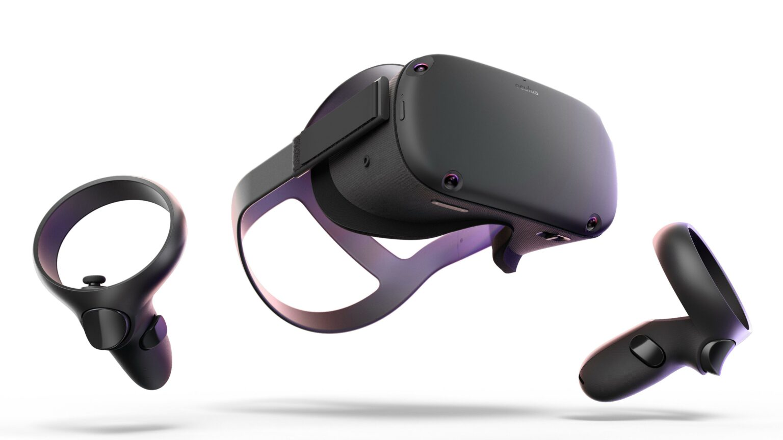 Apple VR headset could look like Oculus Quest