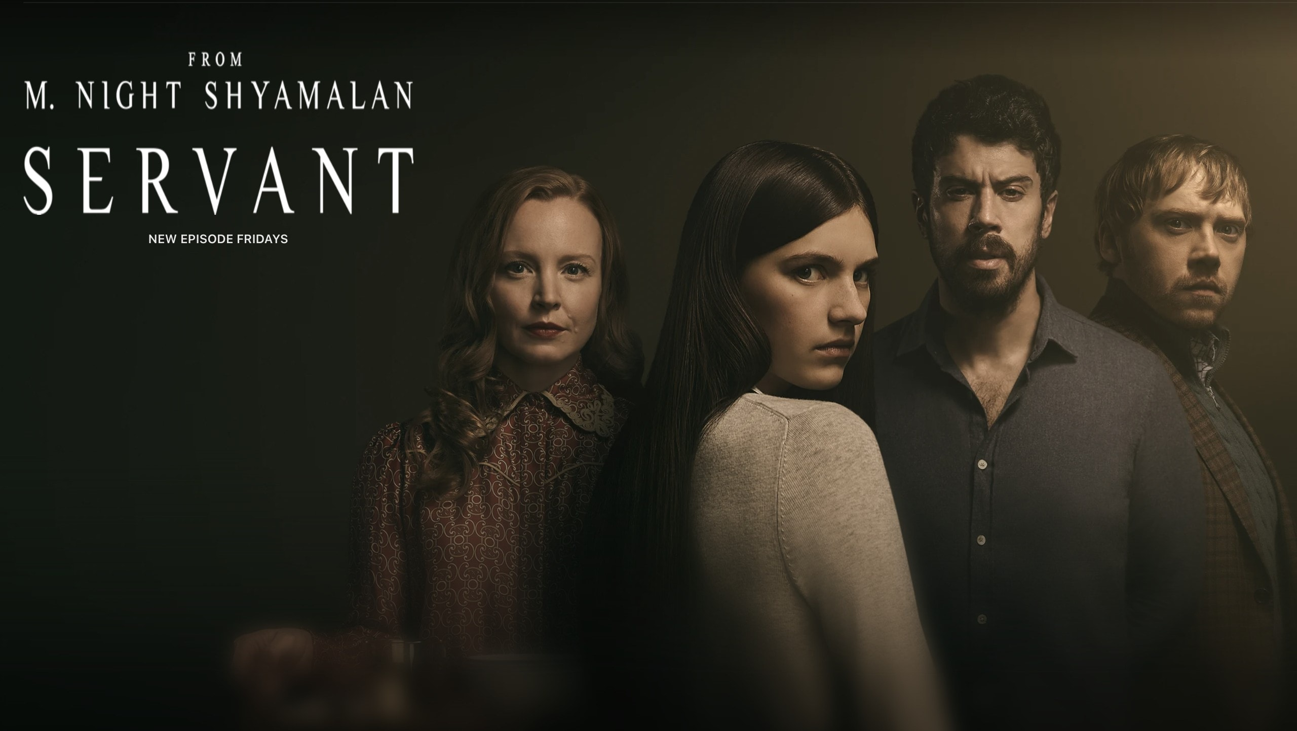 PSA: Season 2 of Servant gets off to a spooky start on Apple TV+