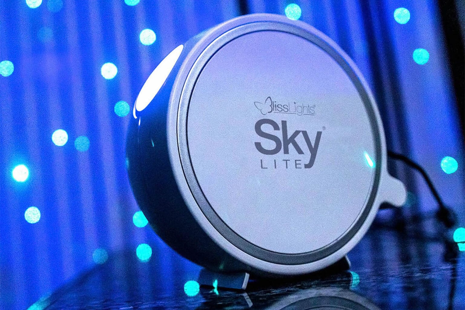The Sky Lite Laser Galaxy Projector is a great gift for stargazers