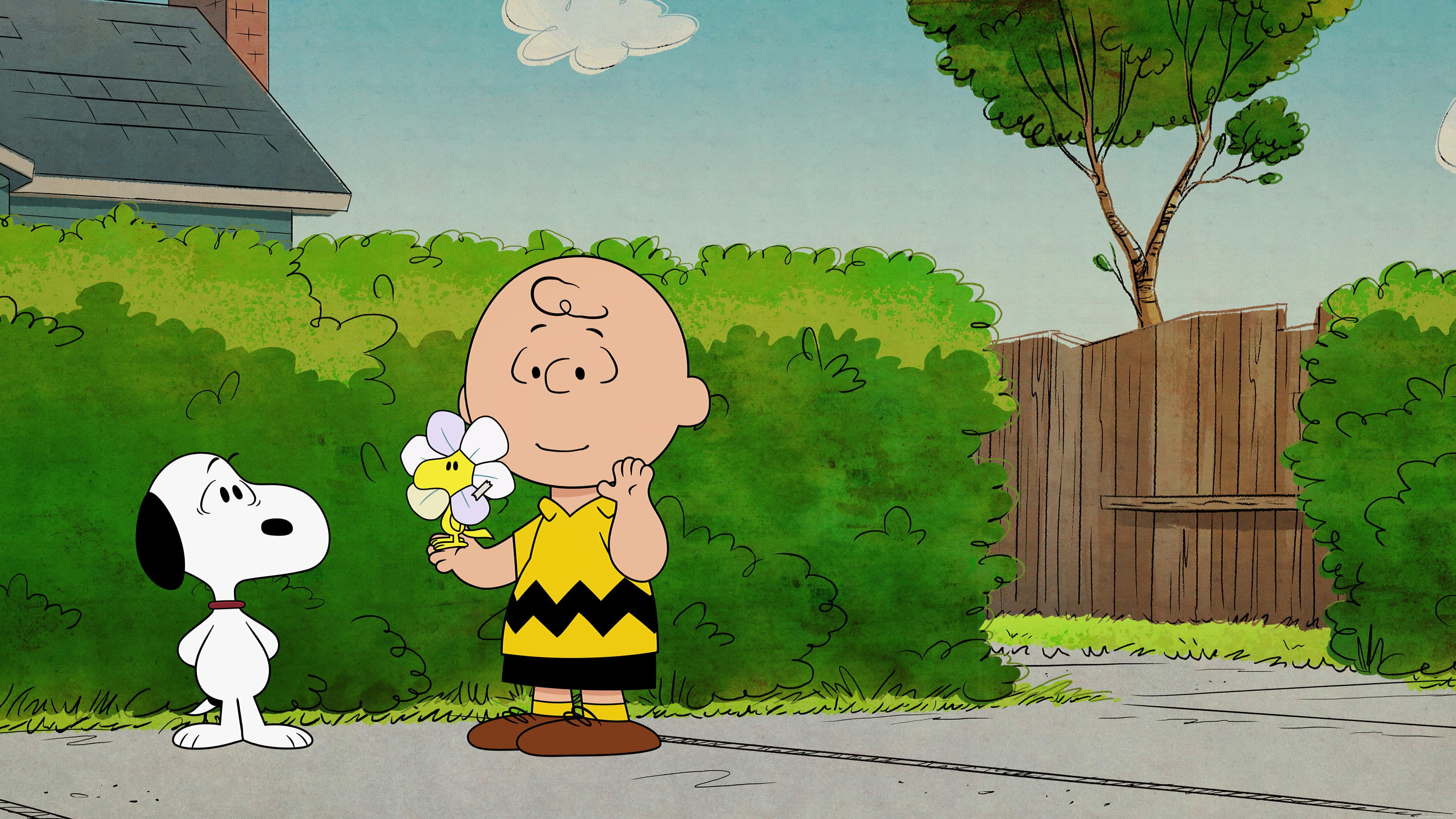 Charlie Brown and Snoopy return for endless good times on <em>The Snoopy Show</em> on Apple TV+.