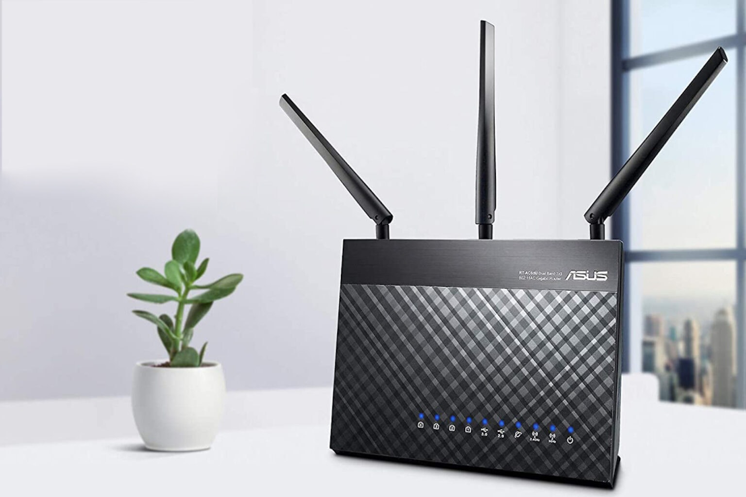 This Asus Wi-FI router racks up amazing reviews on Amazon and across the web.