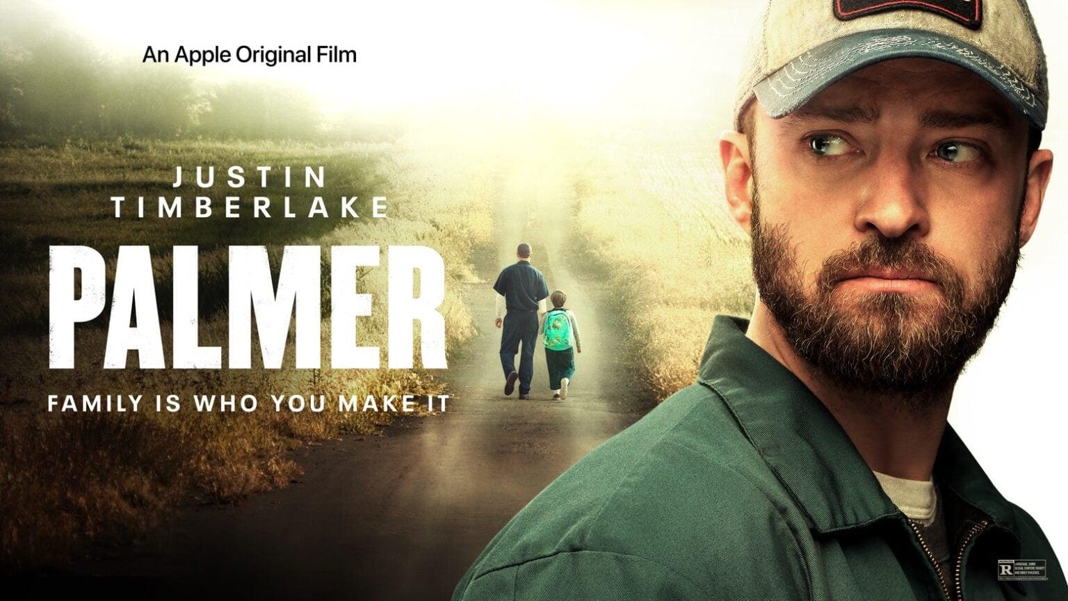 Justin Timberlake's Palmer brings huge Apple TV+ viewership spike