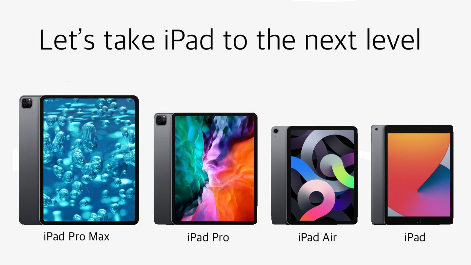 iPad Pro Max: It's time to take iPad to the next level