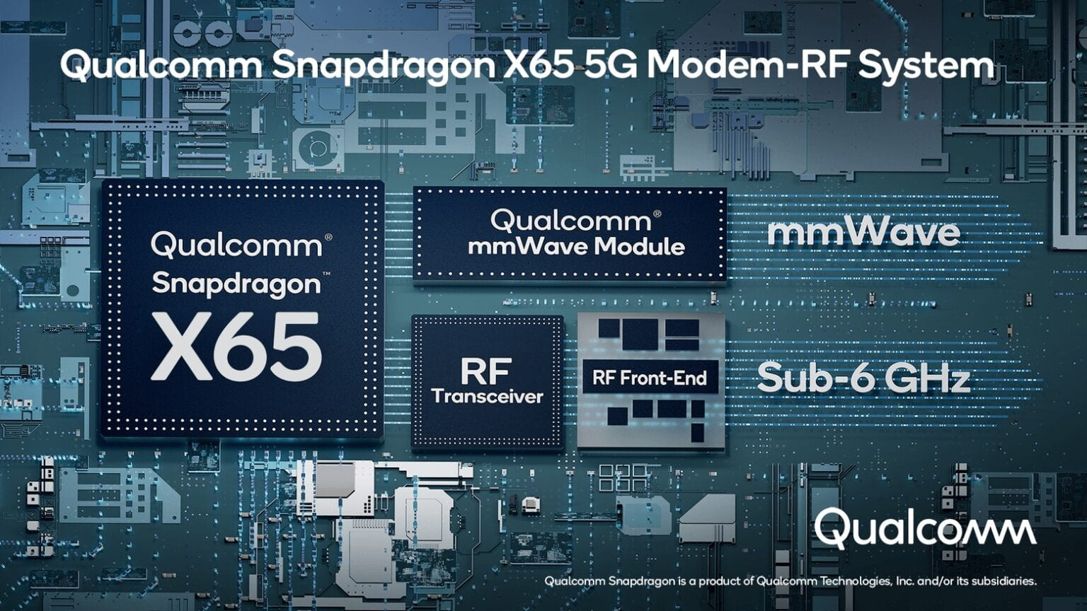 The next iPhone might use the speedy Snapdragon X65 5G modem