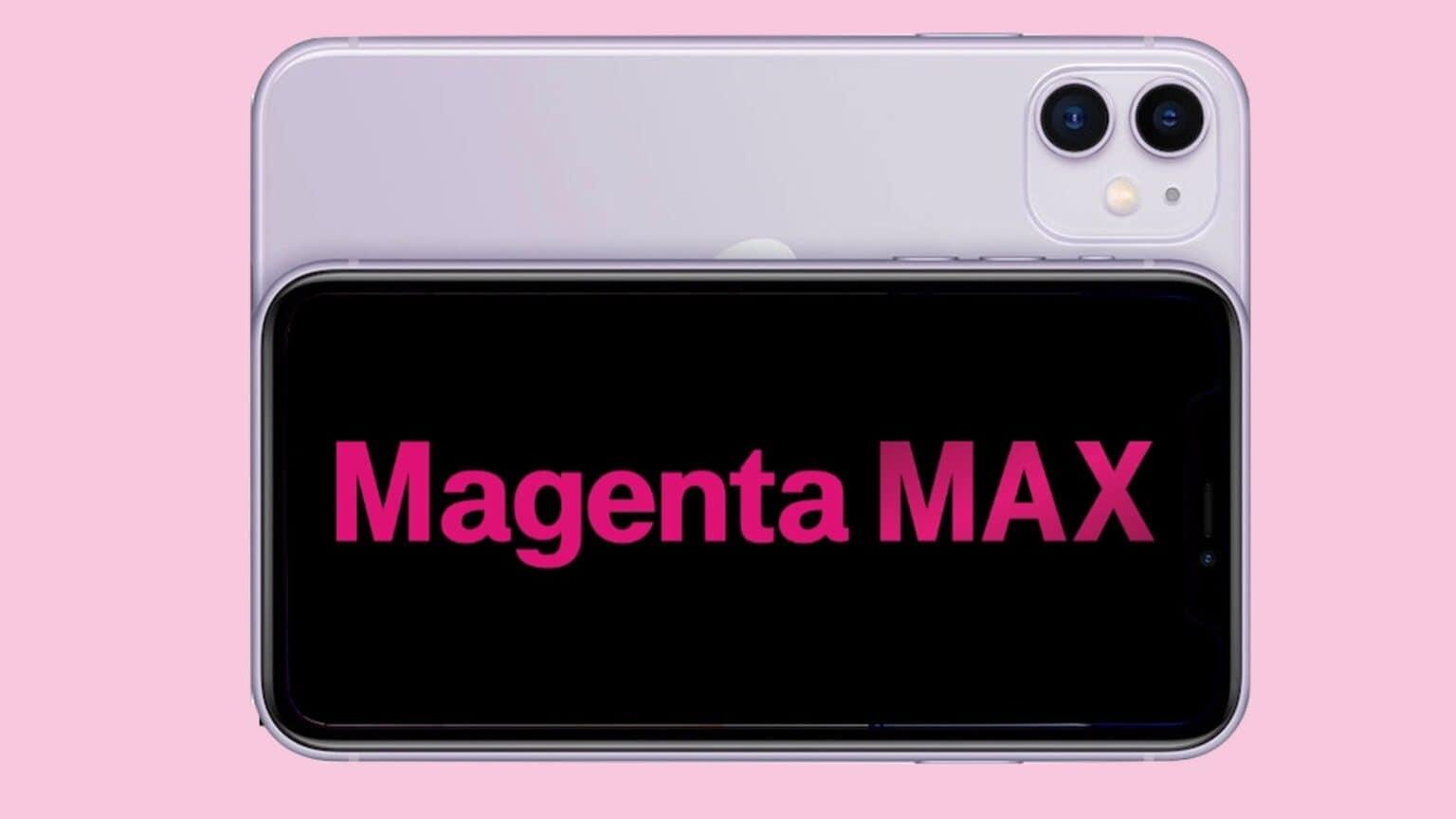 T-Mobile Magenta Max is all the 5G you can eat.