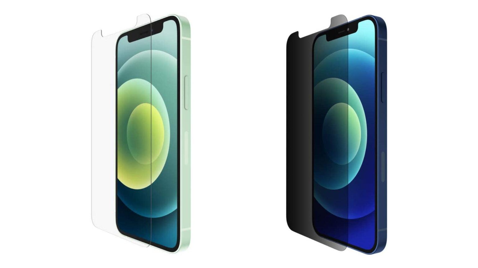Belkin screen protectors for iPhone