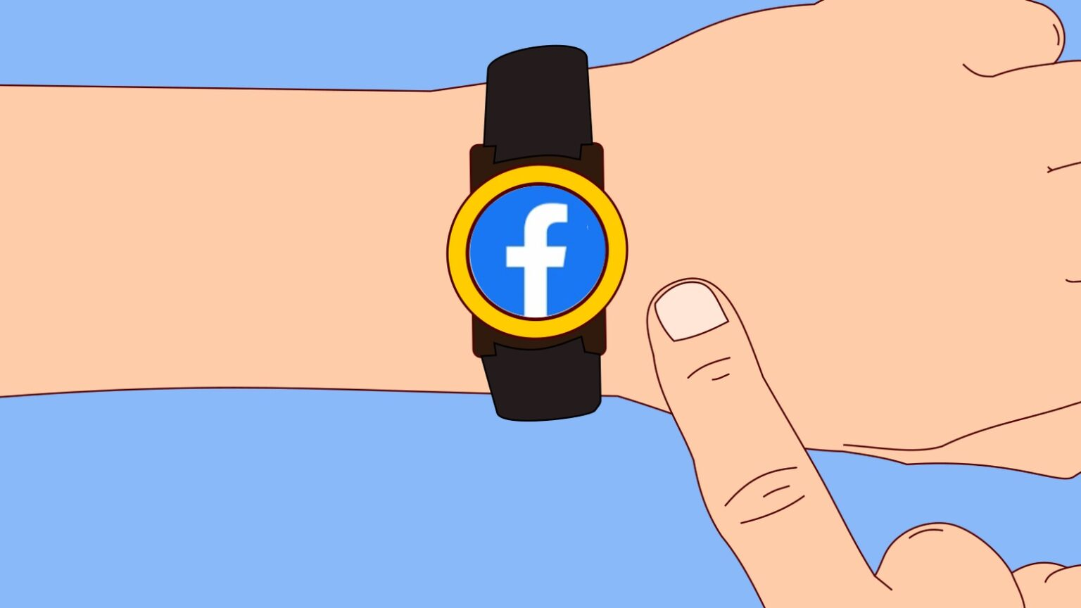 "A Facebook watch will likely give new meaning to the word ""watch."""