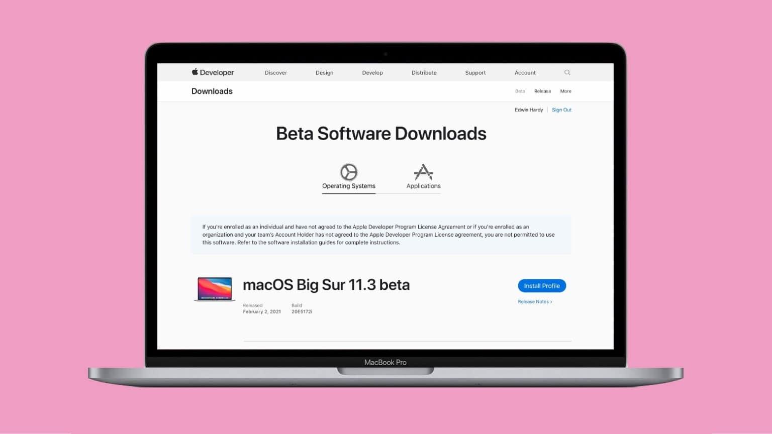 First macOS 11.3 beta brings tweaks to Safari and Reminders