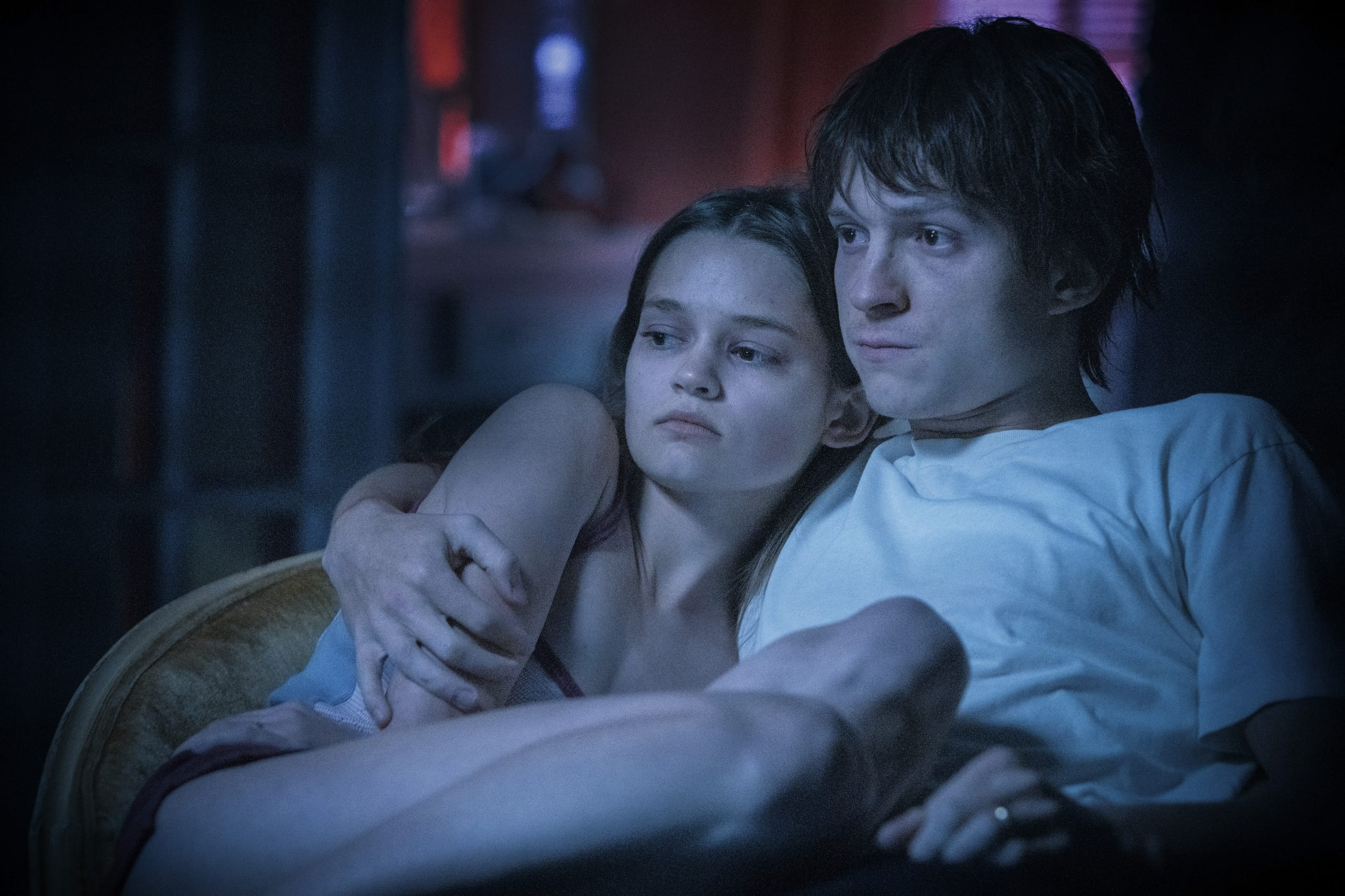 """Ciara Bravo and Tom Holland go unbelievably dark in """"Cherry."""" Emphasis on the """"unbelievable."""""""