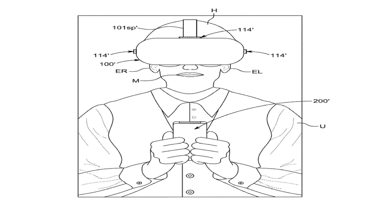 A Apple VR headset is an Open secret, as demonstrated by a recent patent filing.