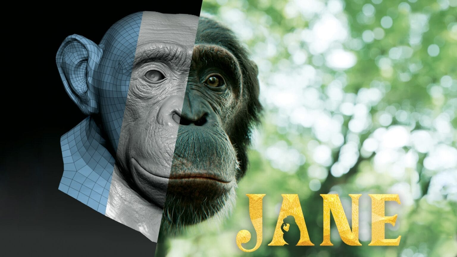 Apple goes ape with 'Jane,' inspired by chimp-researcher Jane Goodall