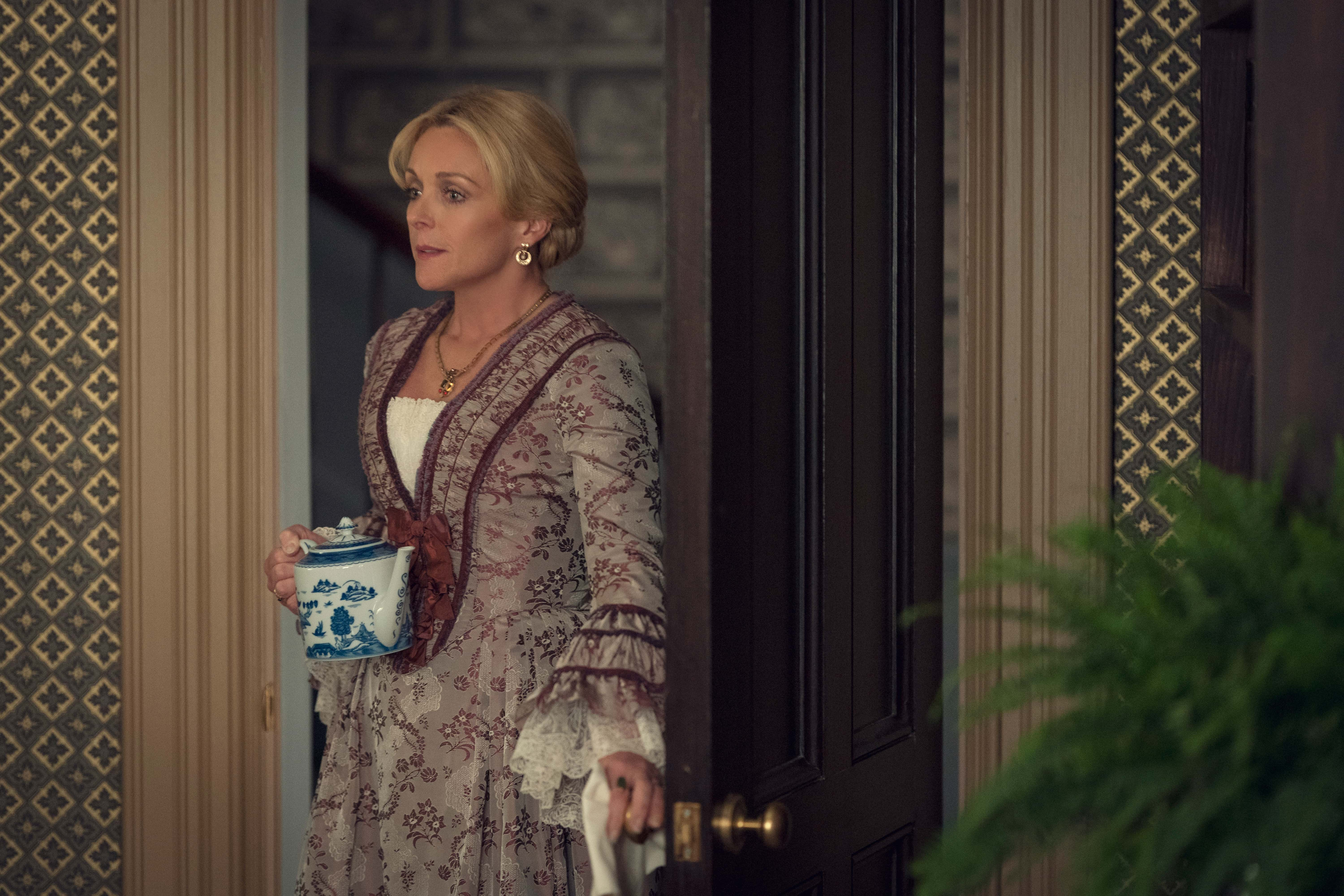 Jane Krakowski is as strong and harried as ever in this week's episode of Dickinson.