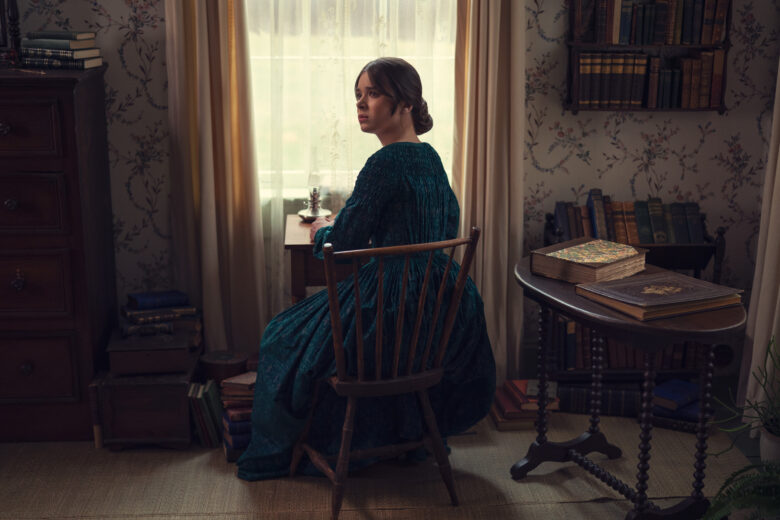 Emily Dickinson contemplates her future in the fiery season 2 finale.