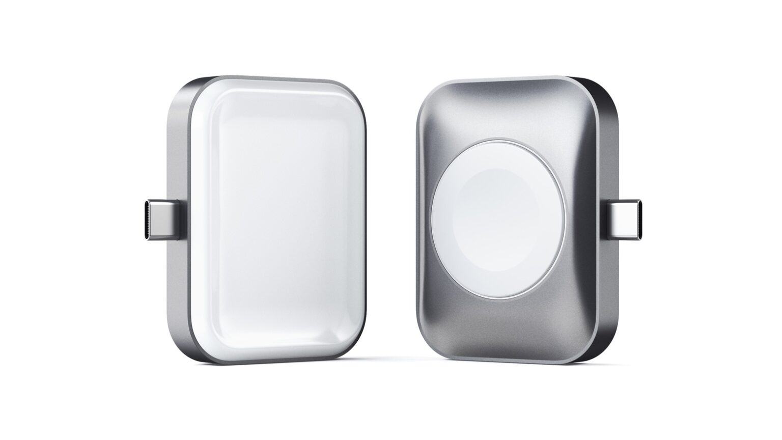 The Satechi USB-C Watch AirPods Charger takes on two Apple wearable devices.