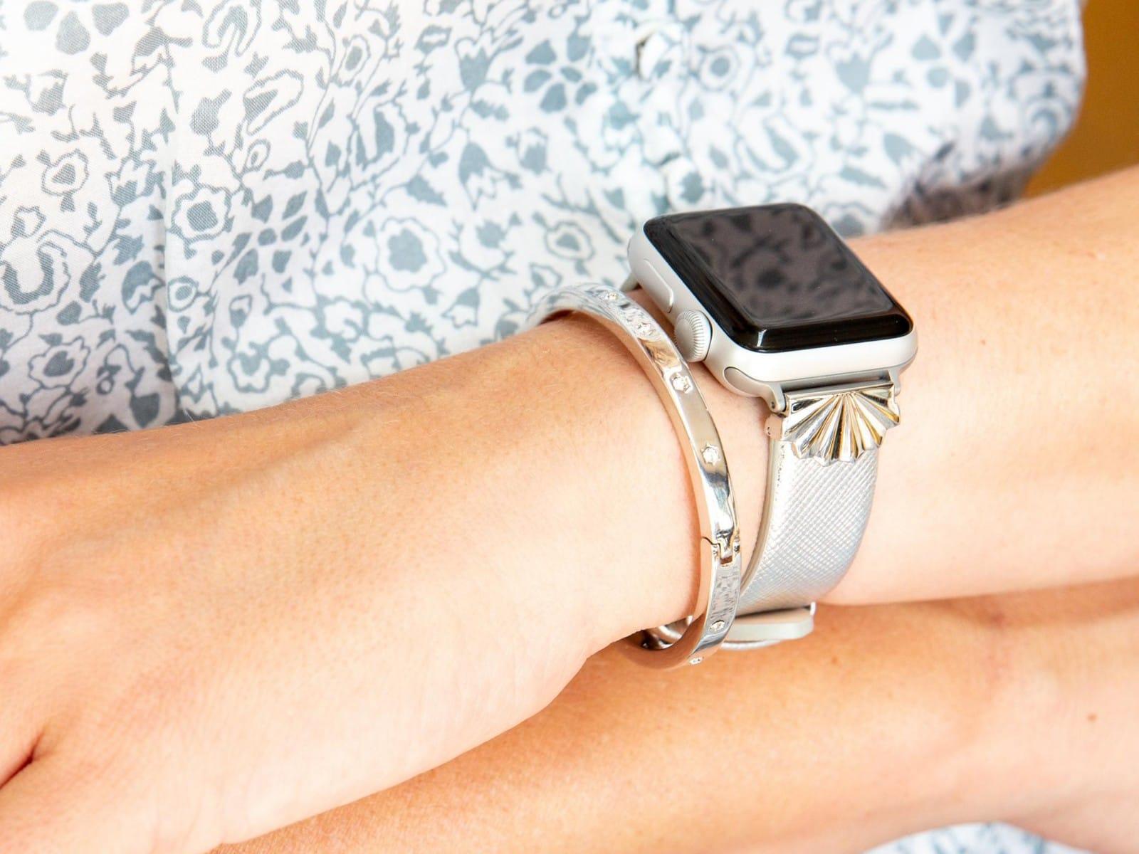 Goldenerre Starburst band for Apple Watch