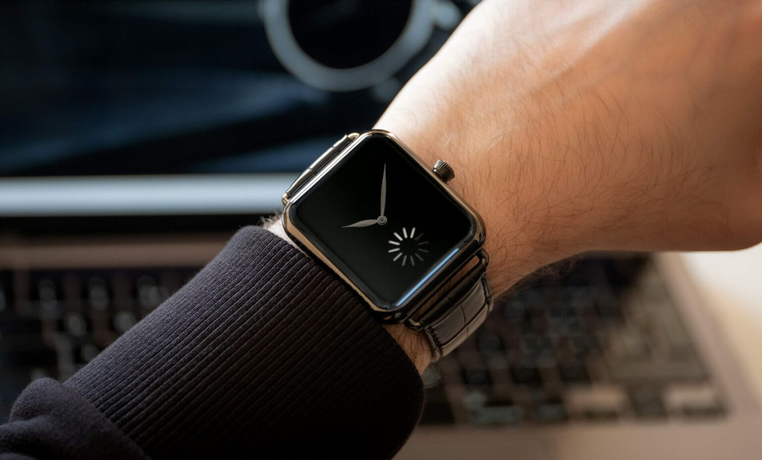 H. Moser & Cie.'s $30,800 Apple Watch spoof: What better way to thumb your nose at Apple Watch wearers?